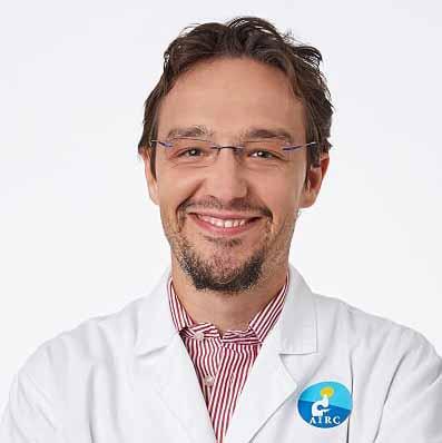 Fabio Pagni ricercatore AIRC Dimet-UNIMIB